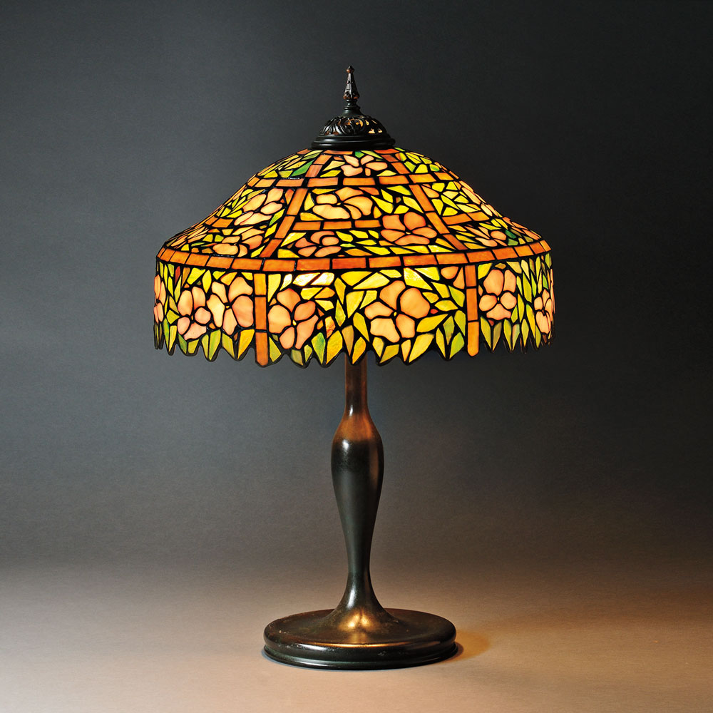 Glass Lamp Art Mosaic Glass Lamps Antique Tiffany Lamps Skinner Auction 2661b
