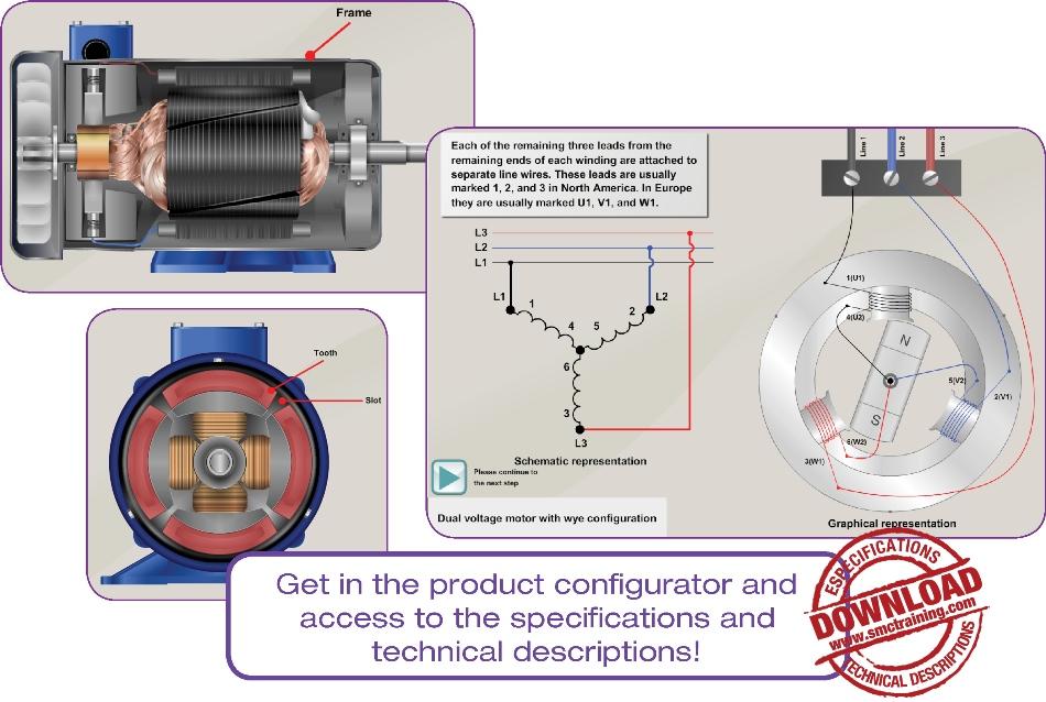 Course SMC-107 \u2013 Introduction to electric motors