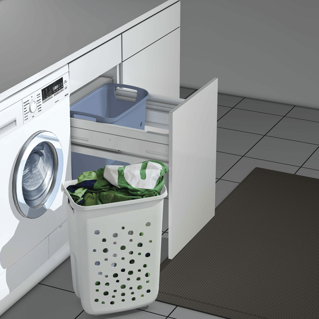 Schrank Sortiersystem Laundry Center Storage For Residential Pros