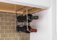 Undercabinet Wine Bottle Rack | For Residential Pros