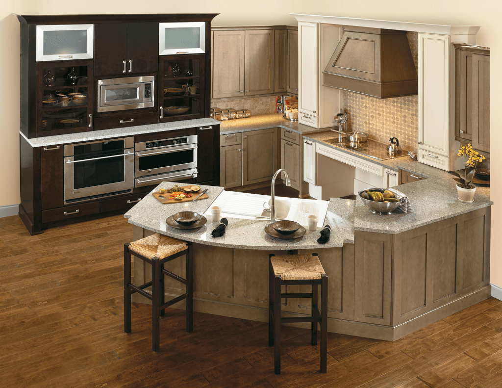 Universal Design Kitchen Cabinets New Ideas For Aging In Place And Ud Kitchen And Bath