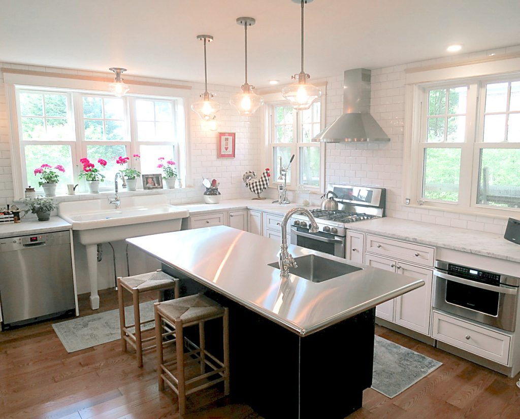 Stainless Countertop Stainless Steel Countertops For Residential Pros