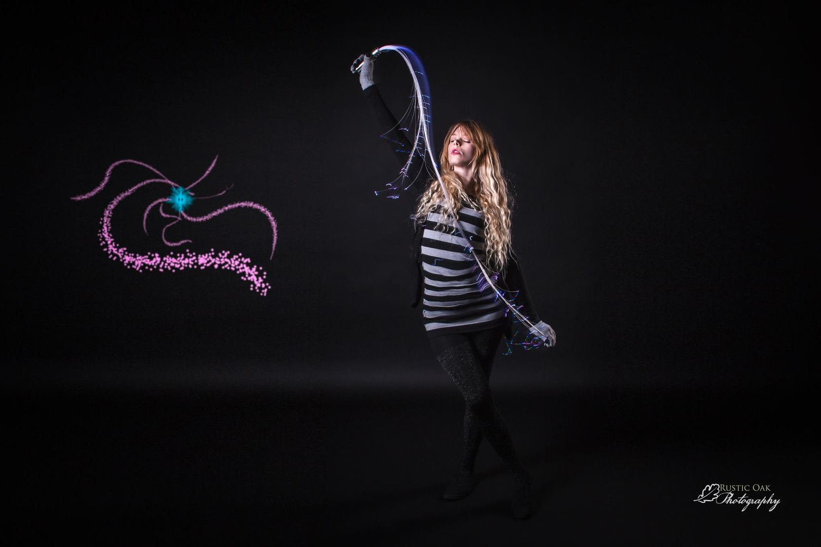 Amazing Lights Fiberflies Pixel Whip Light Up Led Whip Emazinglights
