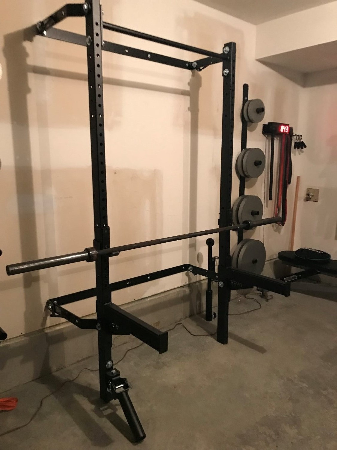 Best home gyms barbend