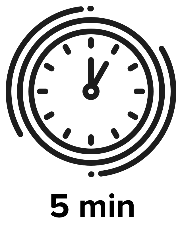 to 30 minute timer