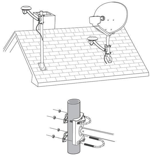 tv antenna wiring instructions