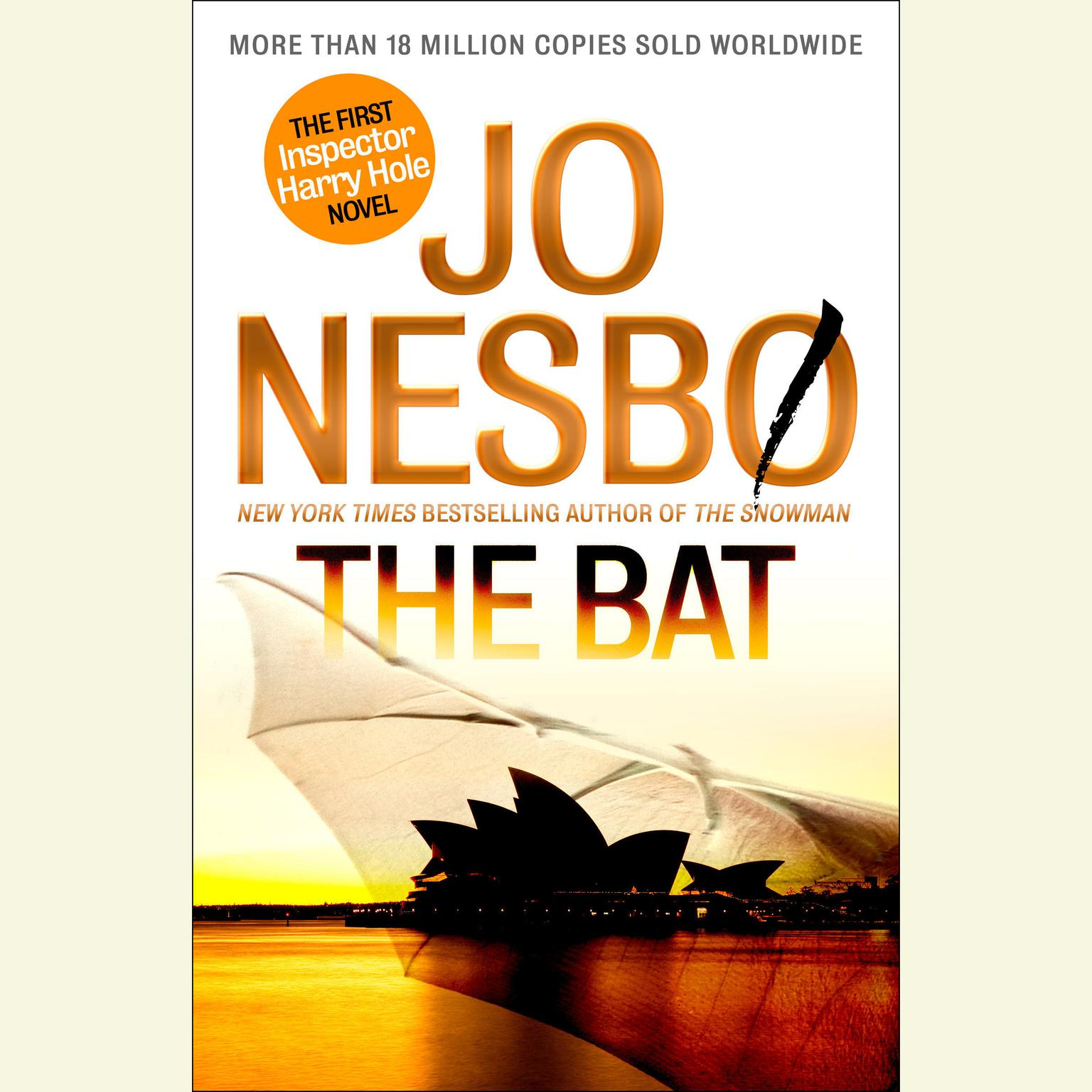 Jo Nesbø Libros The Bat Audiobook By Jo Nesbo