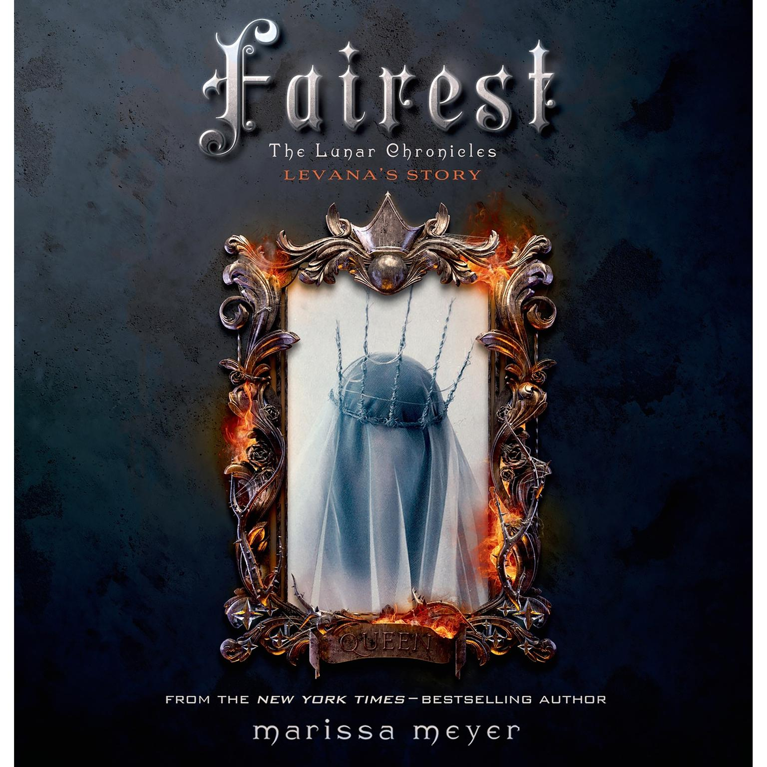 Welcome Mchenry County College Bookstore Download Fairest Audiobook By Marissa Meyer Read By