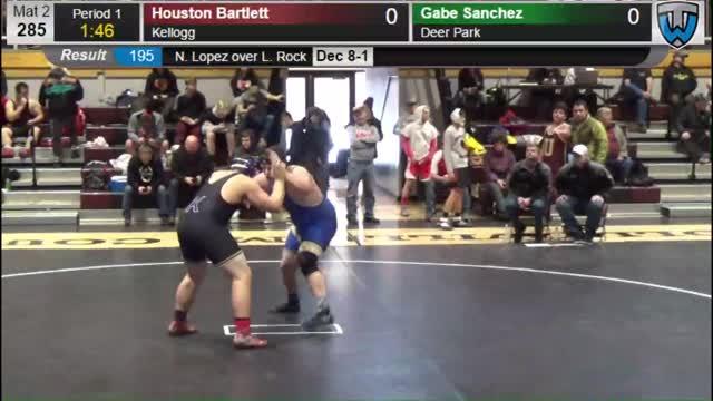 Gabe Sanchez Trackwrestling Profile
