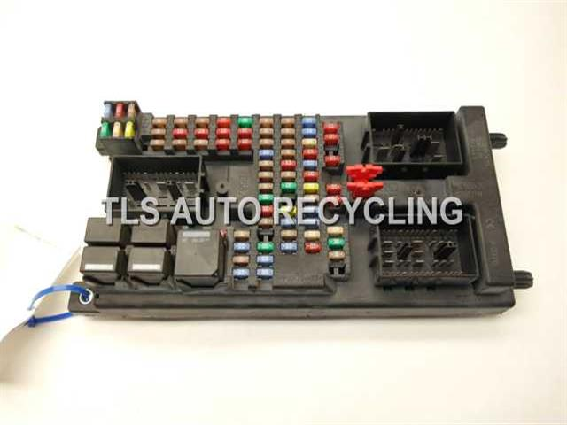 Used 2008 Land Rover Range Rover Sport HSE Fuse Box, Cabin - Benzeen