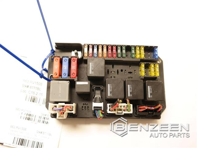 Used 2008 Land Rover Range Rover STD Fuse Box, Cabin - Benzeen Auto