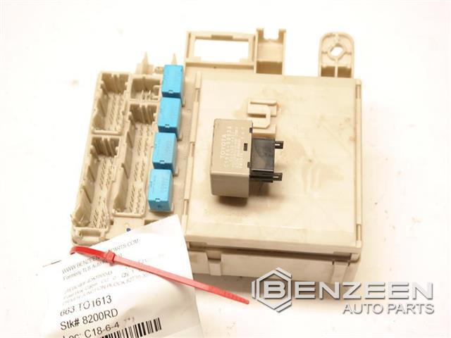 Used 2013 Toyota FJ Cruiser STD Fuse Box, Cabin - Benzeen Auto Parts