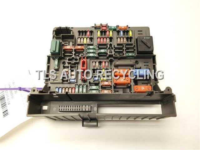 2008 BMW 328I fuse box - 61149119445