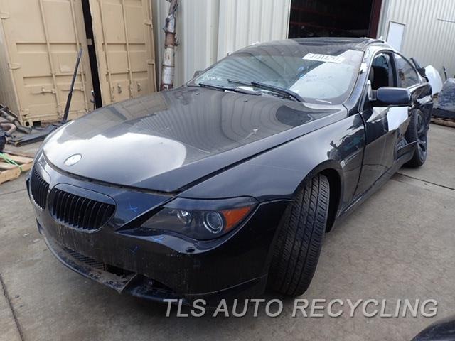 Parting Out 2006 BMW 650I - Stock - 7623BK - TLS Auto Recycling