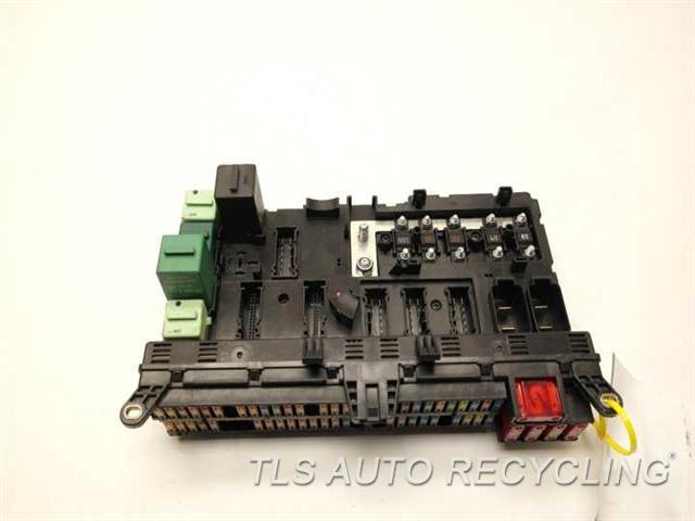 2004 Land Rover Range Rover fuse box - FRONT ENGINE FUSE BOX