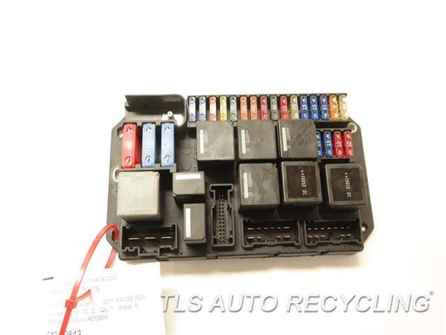 2011 Land Rover Range Rover fuse box - AH42-14A073-AB - Used - A Grade
