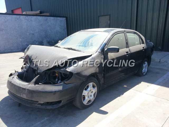 Parting Out 2006 Toyota Corolla - Stock - 3085BR - TLS Auto Recycling