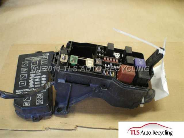 2000 Toyota Tacoma Fuse Box - Wiring Diagrams Schema