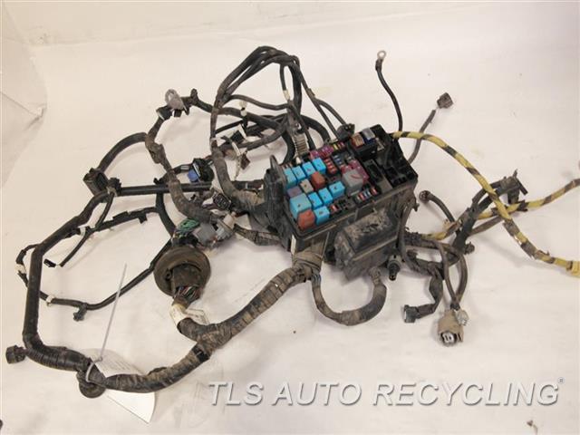 2012 Toyota Tacoma engine wire harness - 82111-04F60 - Used - A Grade