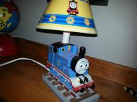Thomas the tank engine lamp Saanich, Victoria