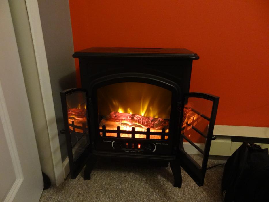 Electric Fireplace Esquimalt View Royal Victoria