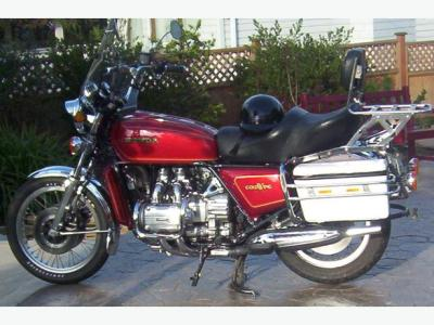 1977 Honda Goldwing GL 1000 with Sidecar and Trailer Saanich, Victoria