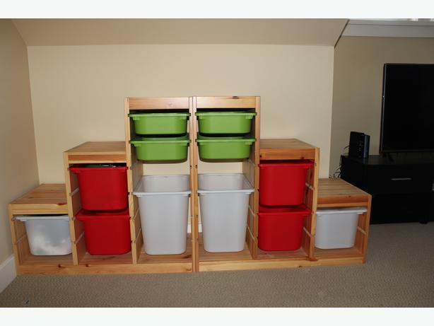 Ikea Trofast Toy Storage Unit Nazarmcom