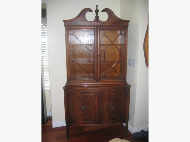 Small Antique China Cabinet Antique Furniture - Painted Antique China  Cabinet - Nagpurentrepreneurs - Small Antique - Small Antique China Cabinet Antique Furniture