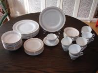 China, Royal Knight Traditional Dinnerware Staffordshire ...