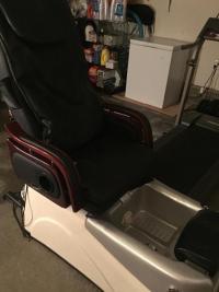 Spa Pedicure Massage Chair Esquimalt & View Royal, Victoria