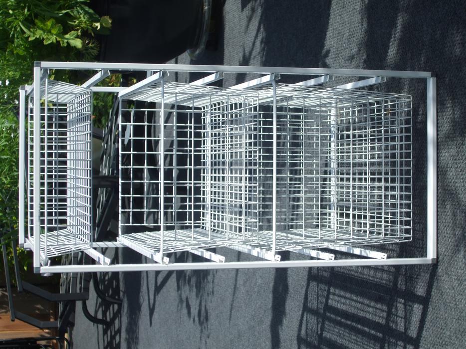 Metal Basket Storage - Listitdallas