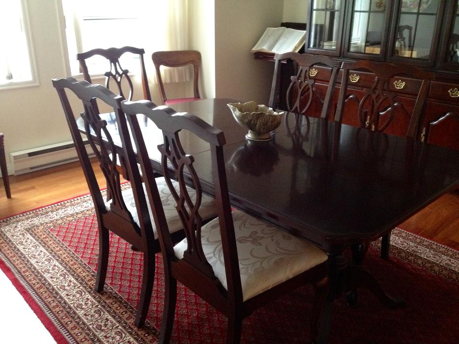 Canadian Made Dining Room Furniture Andrew Malcolm