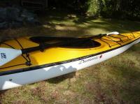 Formula sea kayak AND Yakima roof rack system Shawnigan ...