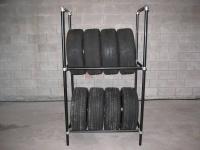 Tire Storage Rack, Wheel Storage, Tire Rack, Garage ...
