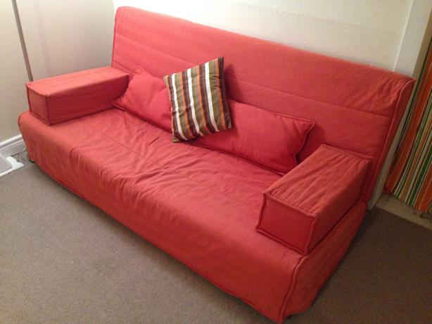 Ikea Queen Size Futon Sofa Bed For Sale Victoria City