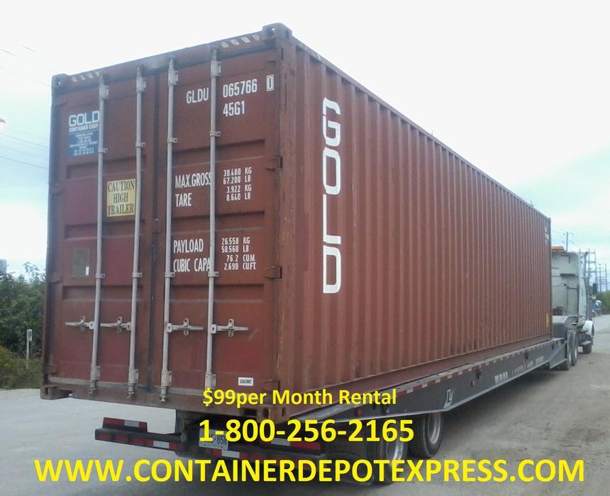 Container Storage Toronto Listitdallas