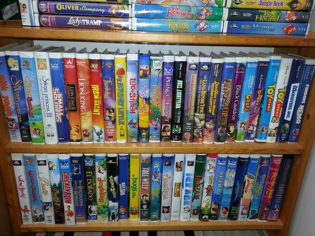 Disney Collection And Classic Kids Movies Vhs Victoria