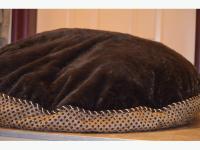Dog Bed-Large 3' Costco-Cedar Shaving Filled Pet Bed ...