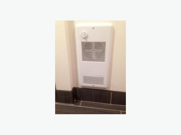 Electric Wall Heater Victoria City Victoria Mobile