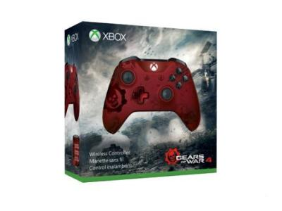Xbox One Gears of War Crimson Edition Controller West Shore: Langford,Colwood,Metchosin ...