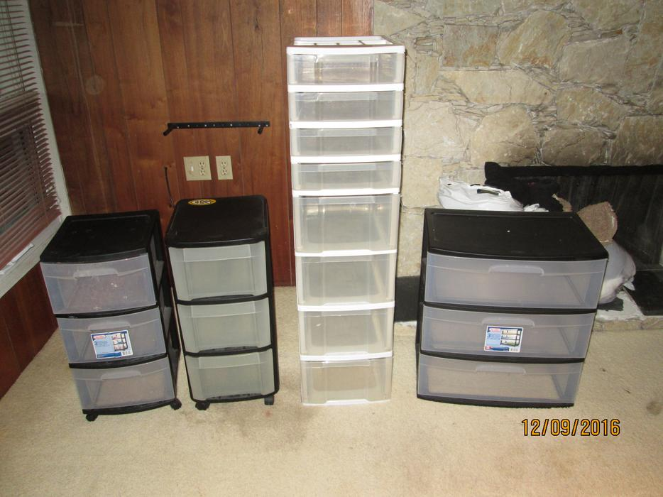 Plastic Storage Bins Saanich Victoria