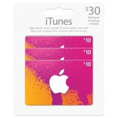iTunes cards Esquimalt & View Royal, Victoria