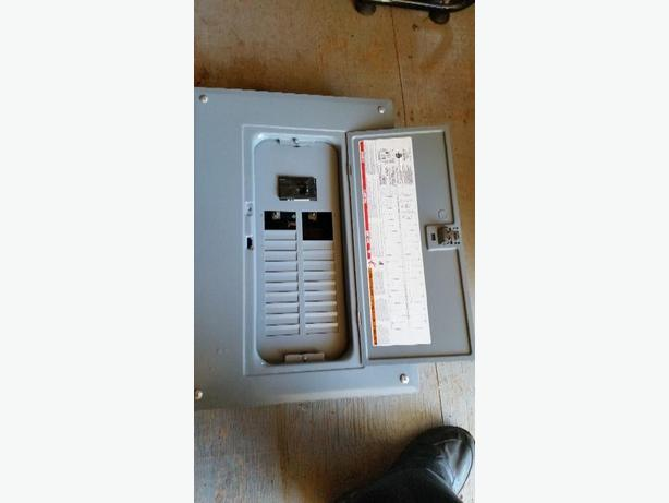 Square D Switch Fuse Box, 100 Amp service Stratford, PEI
