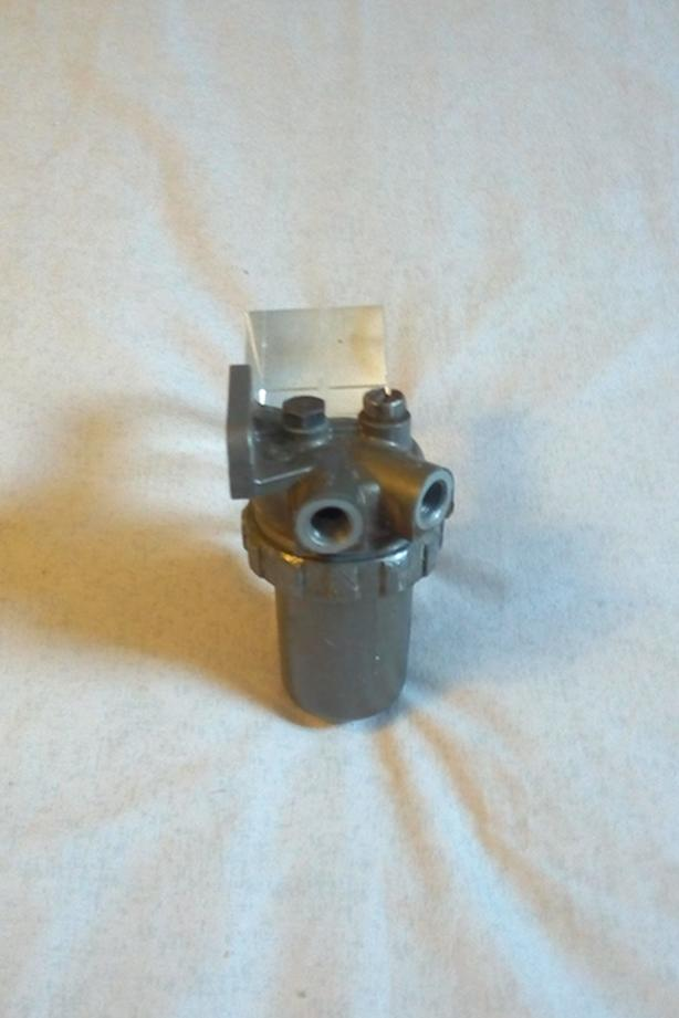 Yanmar Fuel filter / Strainer Housing #124790-55601 Parksville, Nanaimo