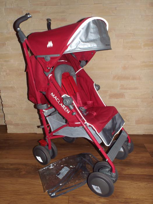 Cheap Prams Pushchairs Uk Maclaren Techno Xt Red Umbrella Single Seat Stroller