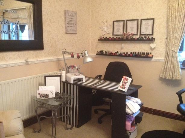 Everything To Set Up Nail Bar Brierley Hill Sandwell