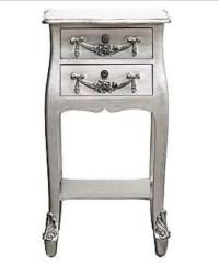 Toulouse silver side table WALSALL, Dudley