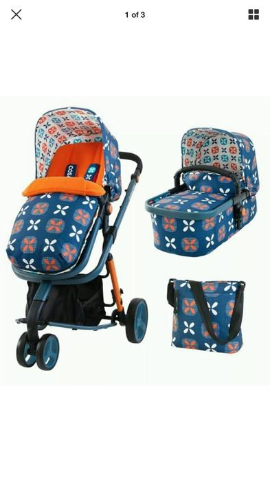3 In 1 Travel Prams Cosatto Giggle 2 Travel System Sandwell Dudley