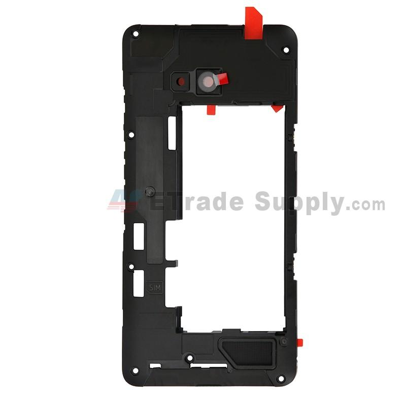 Microsoft Lumia 640 LTE Dual SIM Middle Plate - Grade S+ - ETrade Supply