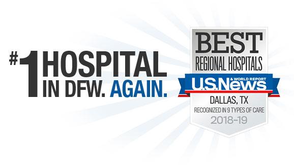 UT Southwestern Medical Center The #1 Best Hospital in DFW